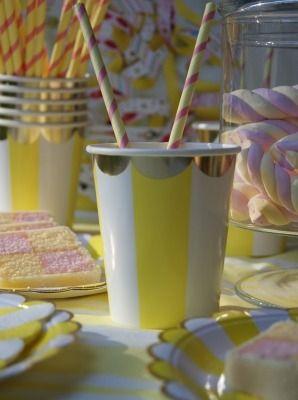 http://www.jellyandblancmange.co.uk/acatalog/Party_Tableware.html Sherbet Lemon Cups