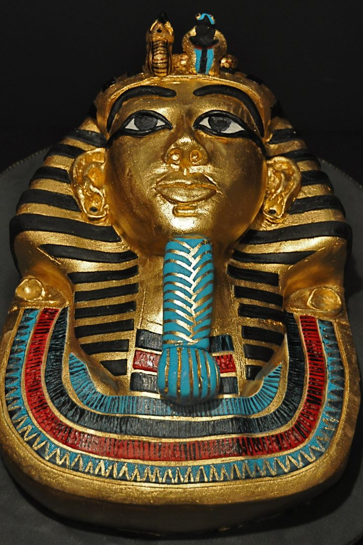 King Tut Cake Birthday Parties Pinterest King And Cakes