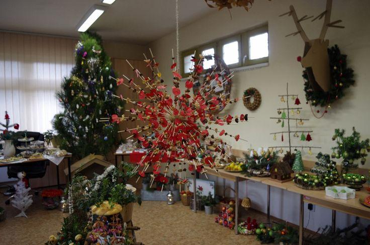 Vánoční Výstava 2013  - Informační Centrum Na Rychtě, Praha Vinoř 5. - 7. prosince 2013  ( DIY, Hobby, Crafts, Homemade, Handmade, Creative, Ideas)