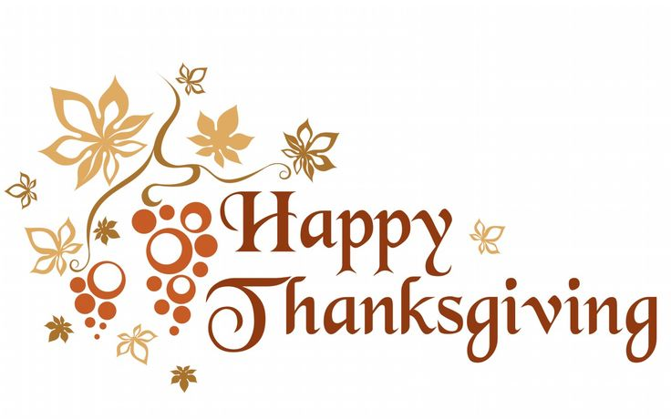 Happy Thanksgiving! Hope you have a great day celebrating with family and friends! #Thanksgiving #Holiday #TurkeyDay