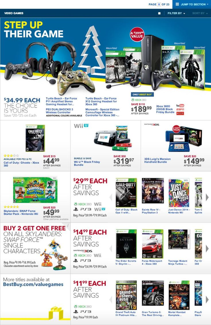 Michaels coupon money saving mom 174 - Best Buy Black Friday Flyer 2013 Page 8