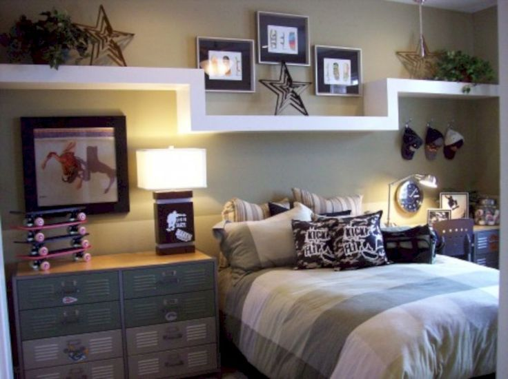 The 25 best Teenage boy rooms ideas on Pinterest Boy teen room