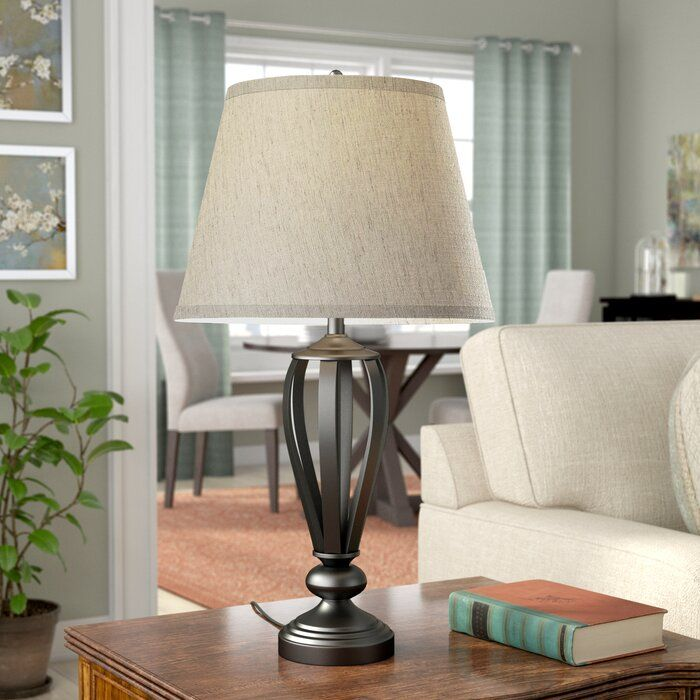 Gainseville 30 Table Lamp Set In 2020 Table Lamp Sets Table