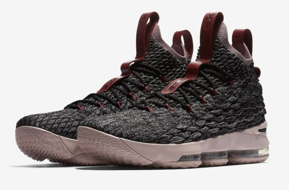 Official Images + Release Date: Nike LeBron 15 Pride of Ohio