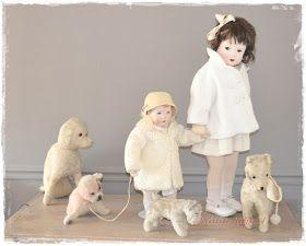 Lieve mensen,     Het lentenummer van het vakblad: Poppen & Teddy-beer, is uitgekomen met wederom leuke artikelen, een leuk berenpatroon op...