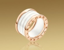 Bvlgari Ceramic BZero Ring