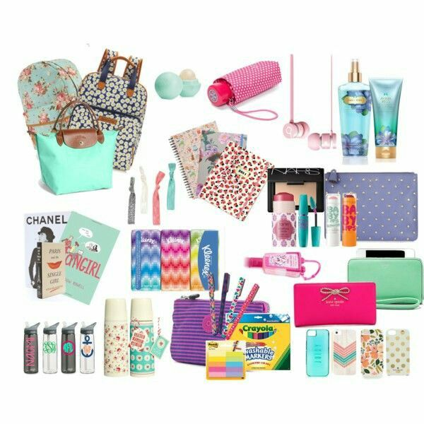 Great ideas to put in your bag but don't luck bulky