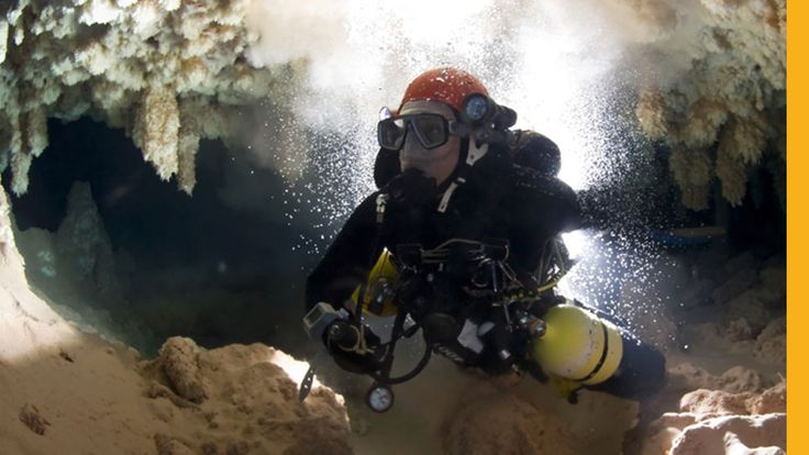 Xisco Gràcia experienced a diver's worst nightmare after finding himself without oxygen in an underwater cave beneath Mallorca.