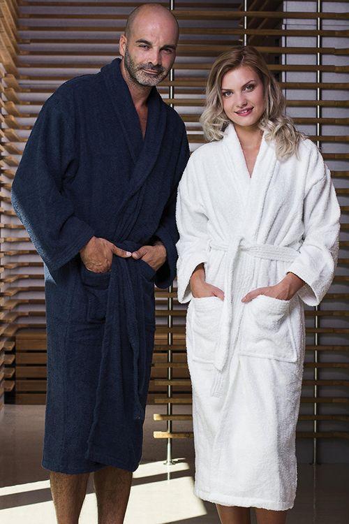 Halat de baie Unisex Geneva Towels by Jassz  din 100% bumbac, se poate spăla până la 60°C. #halate #baie #personalizate #promotionale