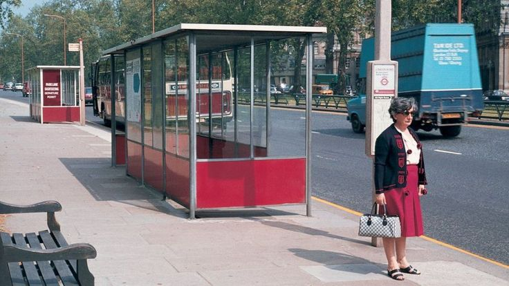 Bus Shelter. David Mellor, 1959.