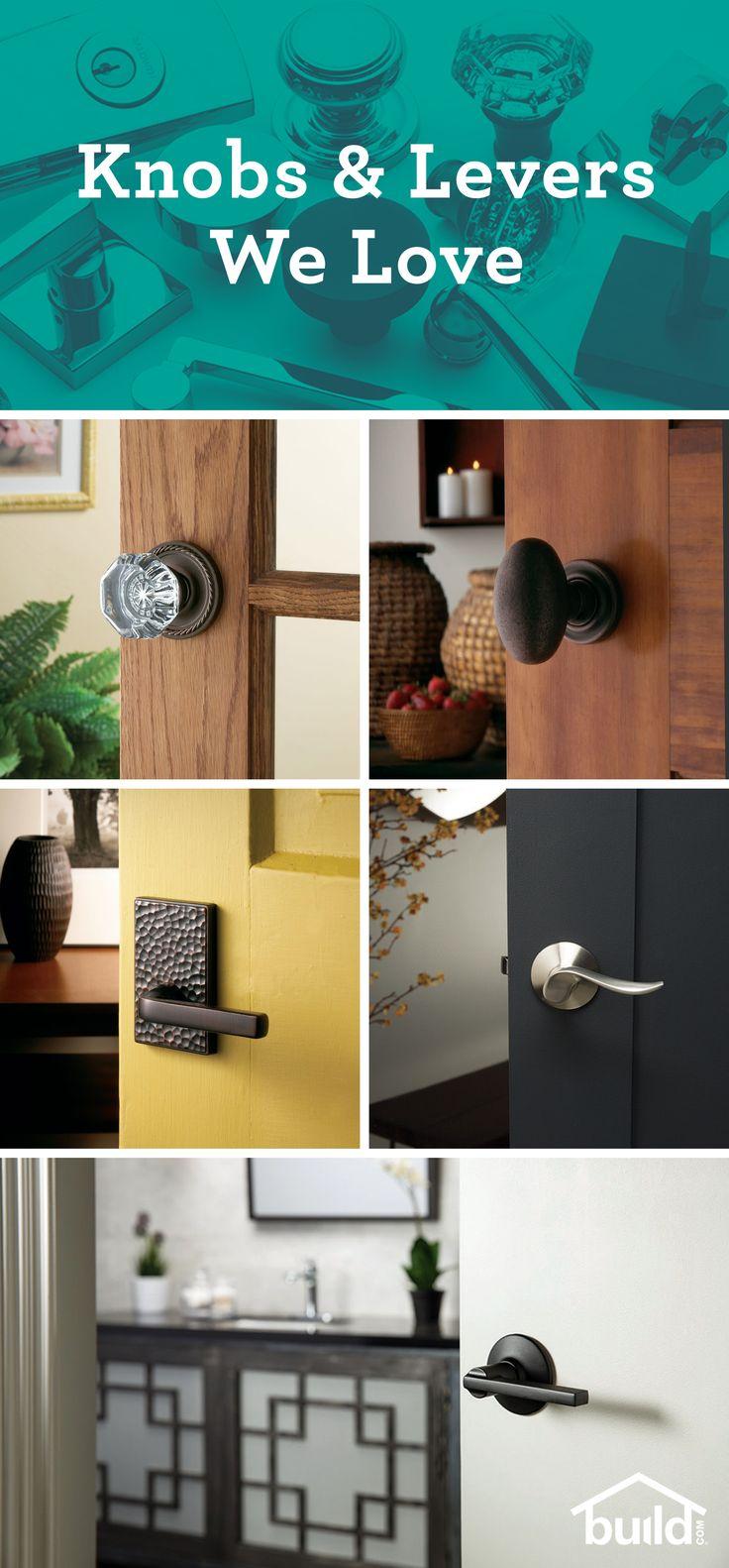 Upgrading your door hardware is so simple