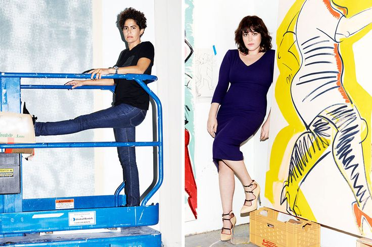 ELLE Women in Art: Meet Eight Women Changing the Art World Today
