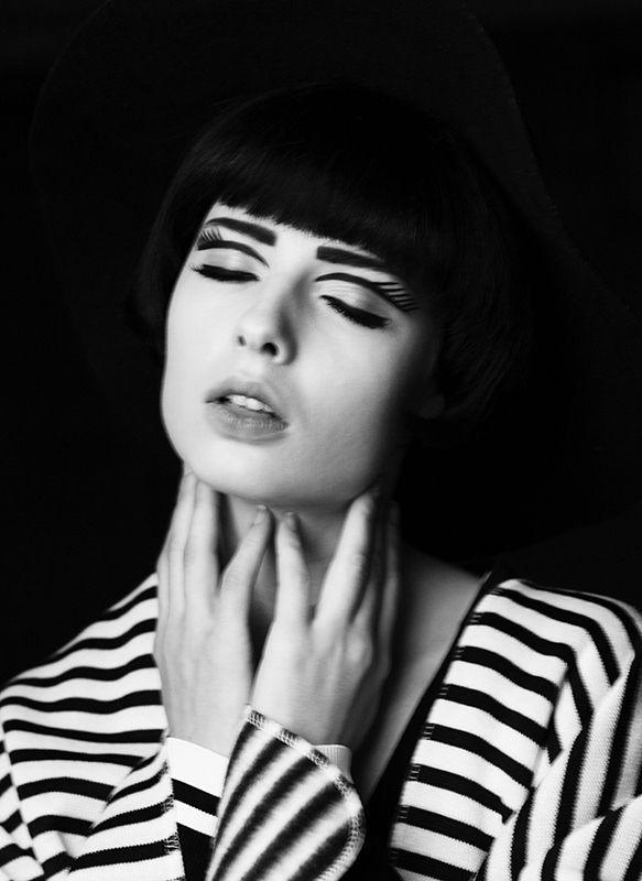 Styling:Yiorgos Mesimeris M/H:Christina Agatha Model:Lina(Acemodels)