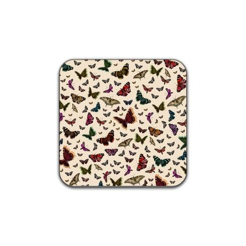 Butterflies Coaster by notsniwart at zippi.co.uk