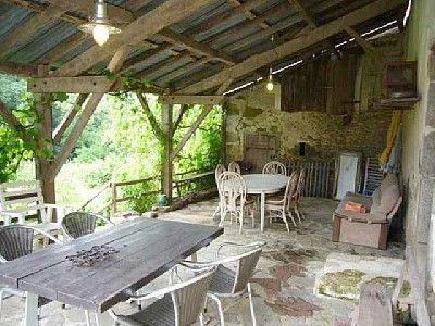 Bussiere Badil Holiday house - Self-catering home with Balcony in Bussiere Badil, sleeps 12