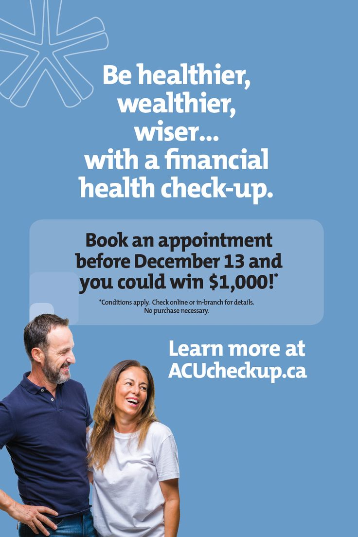 Get a financial health checkup and you could win 1,000
