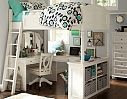 As soon as the girls are old enough they will each need one of these!!  Love that it has a vanity and desk.