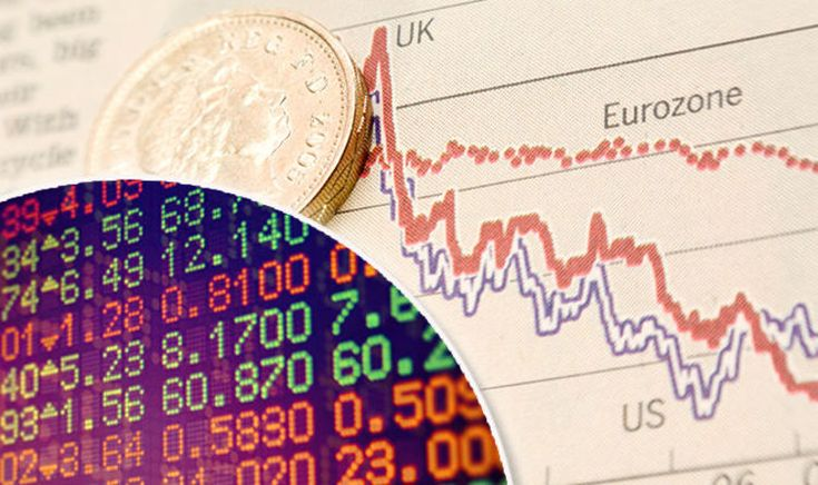 Pound to euro exchange rate: Sterling SLIPS against EUR ahead of vital UK inflation data