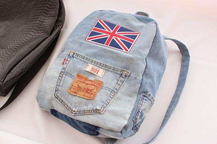 Si quieres saber, como hacer una mochila con unos viejos pantalones vaqueros, o lo que es lo mismo, como reciclar unos vaqueros haciendo una mochila, no dejes de ver este tutorial con el paso a pas…