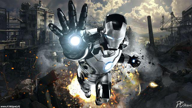 Iron Man HD Wallpapers │ Images │ Background Photos