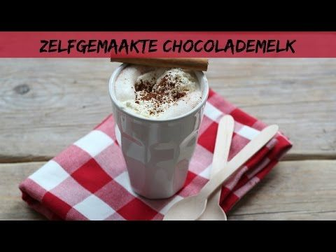 Warme chocolademelk (+video!) - Lekker en Simpel