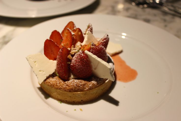 Shortbread biscuits, Strawberry tarts and Tarts on Pinterest
