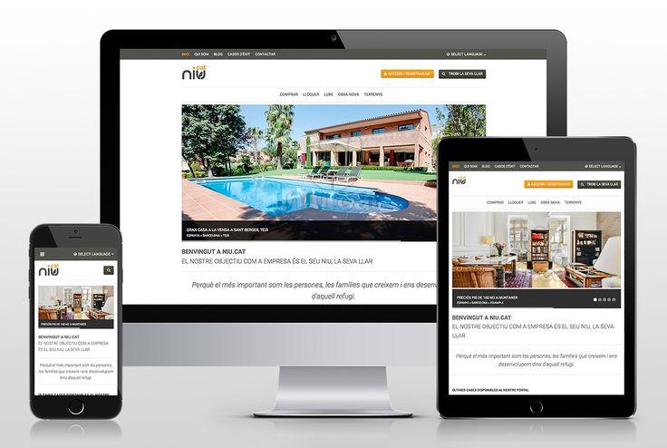500€ - Diseñamos el portal inmobiliario para tu empresa o negocio, portal dinámica y adaptable a todos los dispositivos móviles, localización en el mapa, formularios de contacto y presupuesto, galerías de imágenes, vídeos y todo lo que necesites para que tu empresa sea visible para muchos más clientes potenciales.