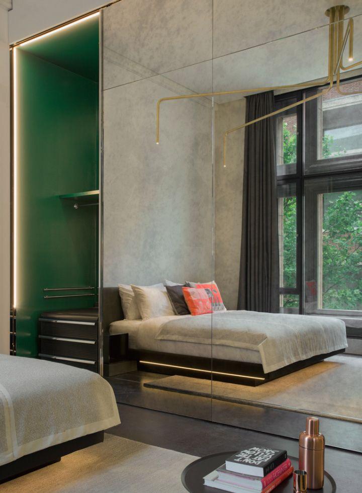W Amsterdam Hotel By Office Winhov Baranowitz Kronenberg Architecture Netherlands