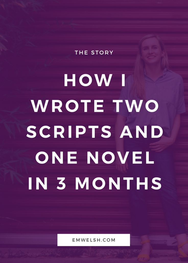 How I Wrote Two Screenplays and One Novel in 3 Months | storytelling inspiration | novel writing | writing process | fiction writing | creative writing process | screenwriting tips | writing schedule | writing tips | writing advice | storytelling schedule | script writing tips | screenwriting advice | writing stories | creative writing tips