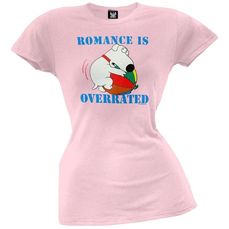 Family Guy - Over Rated Juniors T-Shirt