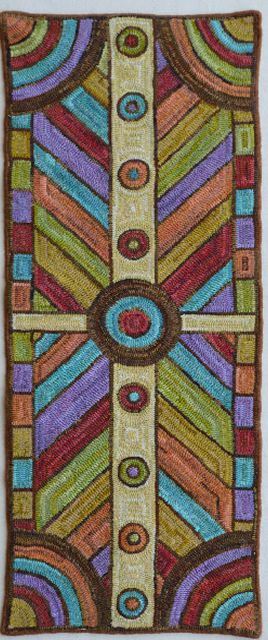 Hill Country Rug Works   Pattern Enlargement