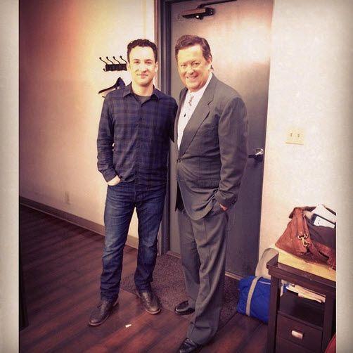 Video: Ben Savage Talked With KTLA September 9, 2014