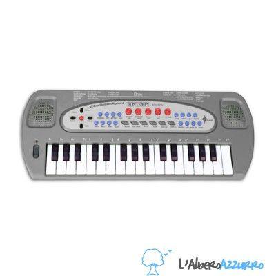 L'Albero Azzurro Store - Giochi didattici, creativi e per crescere Bontempi Tastiera Digitale 32 tasti - Digital Music Keyboard