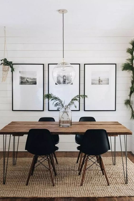 White Dining Room: 25+ Mesmerizing Ideas with Gorgeous Decor
