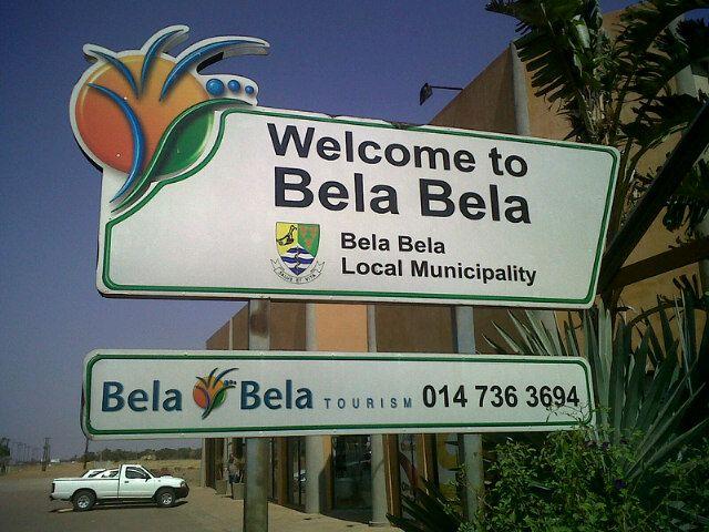 Bela-Bela in Limpopo