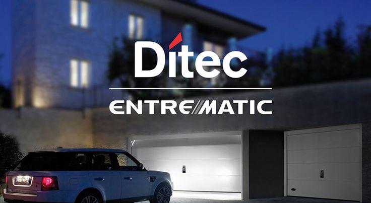 Ditec Entrematic | Institutional Key Visual
