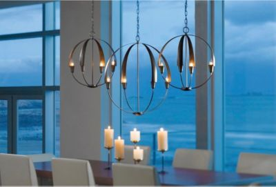 Chandelier, Pego Lamps
