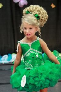 Heidi Marshall Glitz Pageant Dress | eBay