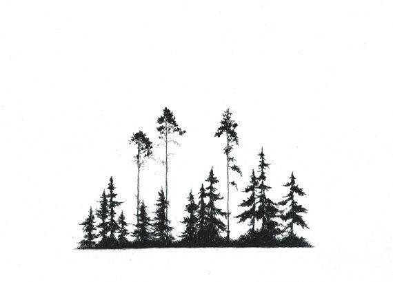 La forêt est peut-être avec vous