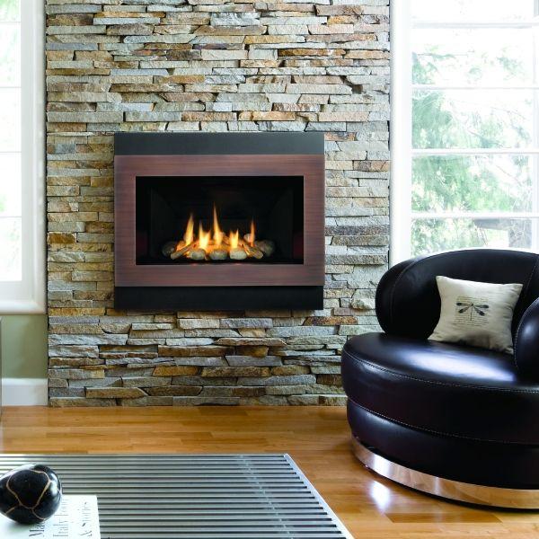 Valor H4 Series Propane Fireplace