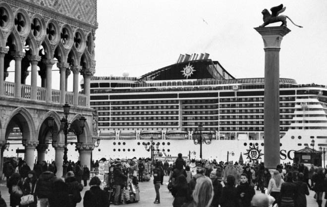 Gianni Berengo Gardin, Venezia