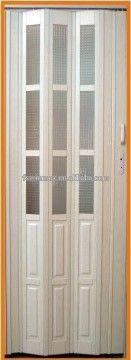 Source F010-PS4 High Quality Beautiful PVC Folding Door/ Plastic Accordion Door on m.alibaba.com