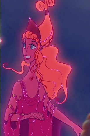 Hera from Hercules. Am I the only one who thinks she is actually pretty?
