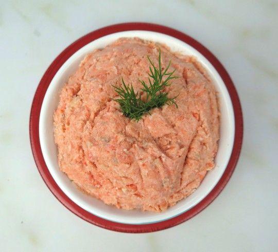 wild-salmon-creme-cheese-spread | Paleo/Traditional | Pinterest