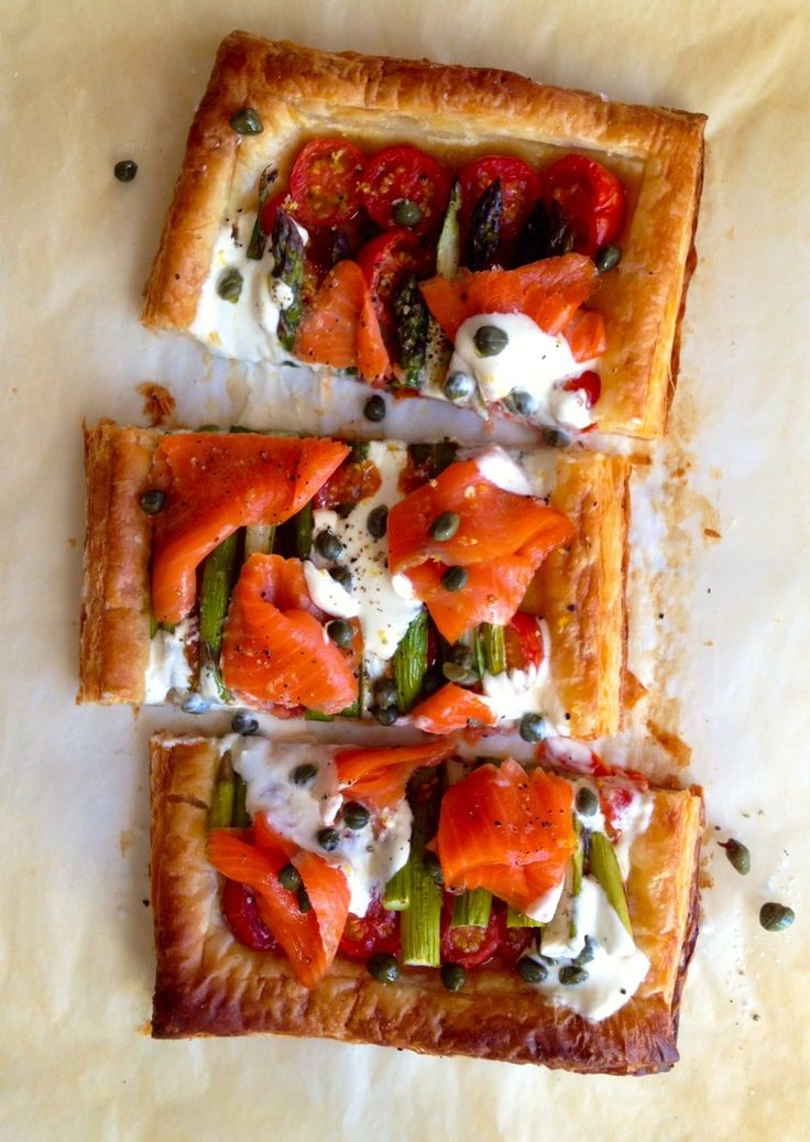 This tart is incredibly quick and easy to make! Perfect for a simple and delicious brunch, lunch, or even a light summer dinner – enjoyed with a simple side salad and a glass of chilled white wine. This recipe is … Continued