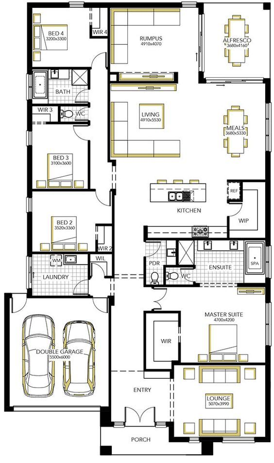 Home Designs House Plans Melbourne Carlisle Homes Indiana