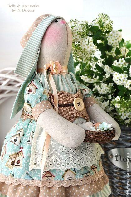 Зайка Лючия - игрушка зайка,игрушка заяц,купить зайку,зайцы,кролики,зайка