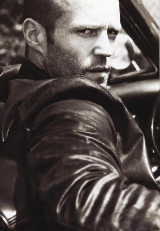 Jason Statham. Love the accent!!!