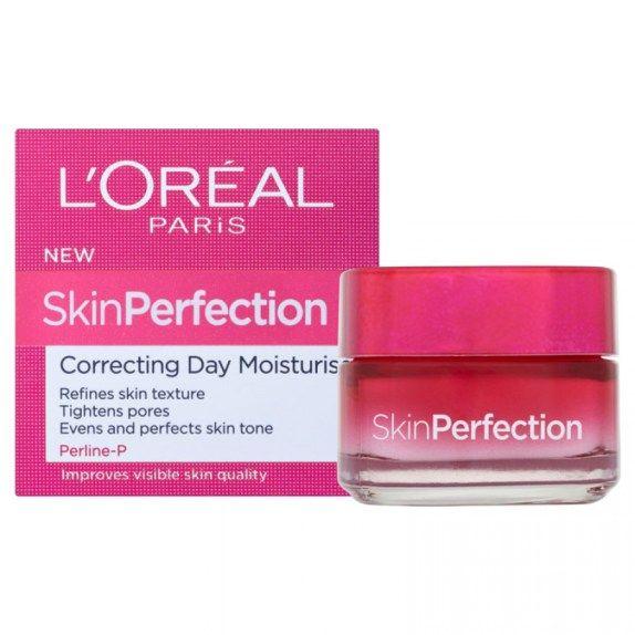 Review crema idratante giorno L'Oréal Skin Perfection