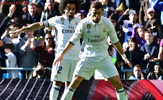 Cristiano Ronaldo Powers Real Madrid to Record-Equalling Win
